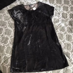 New Velvet dress with Tags
